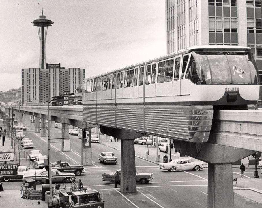 Seattle Monorail 2