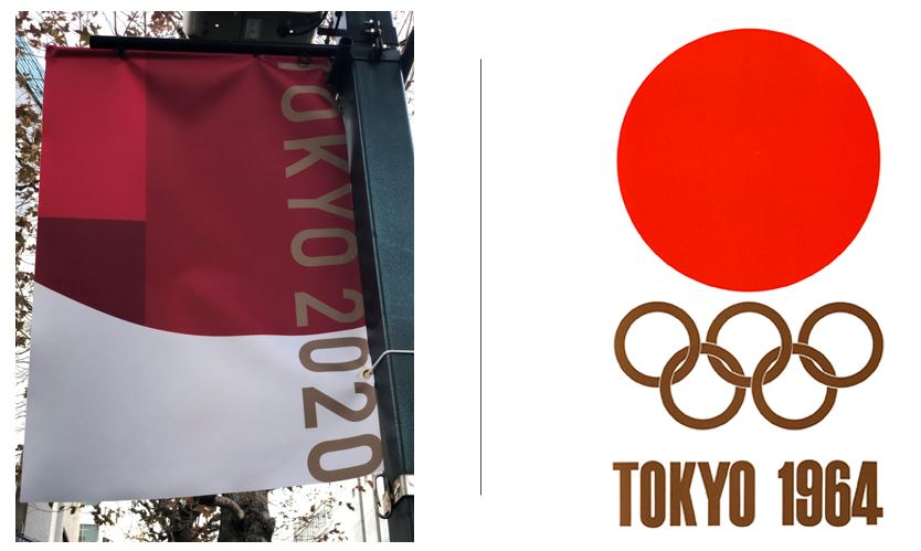 Tokyo2020 vs Tokyo1964