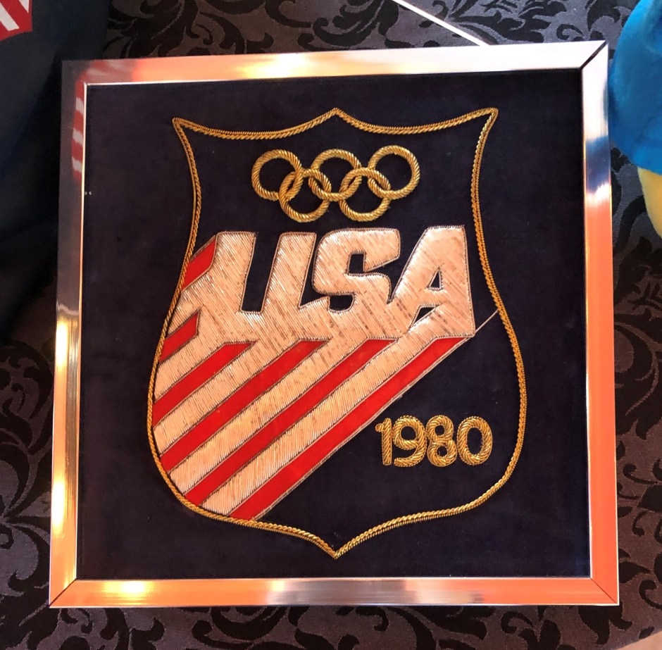 1980 Team USA patch 2