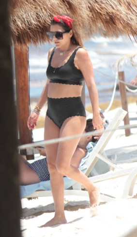 Grettel Valdes en bikini