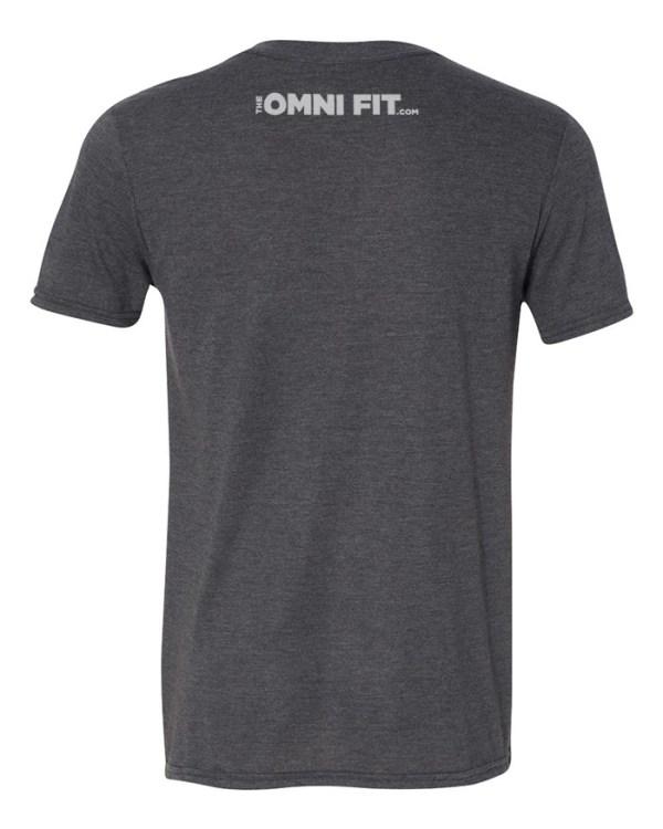 unisex team t-shirt back