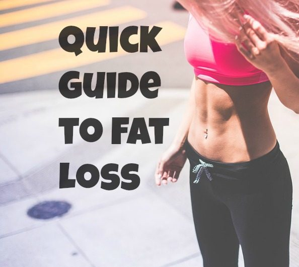 Quick Guide to a Fat Loss Diet