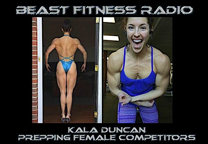 Podcast: Beast Fitness Radio with Kala Duncan