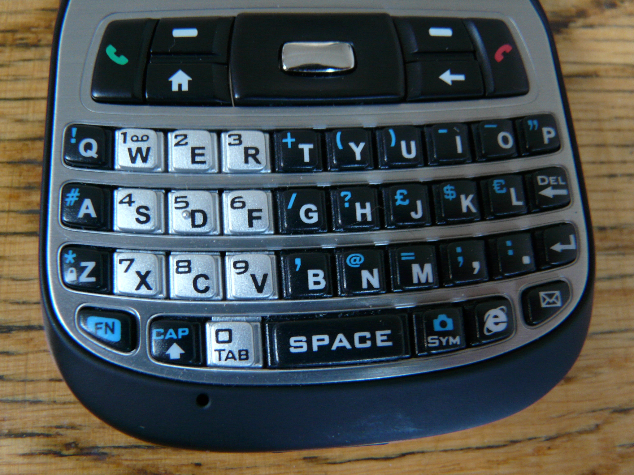 HTC Excalibur S620 / T-Mobile Dash Review « TheONbutton ...
