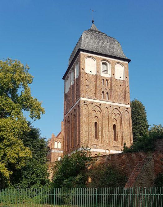 Evangelische Kirche in Pasym / Passenheim