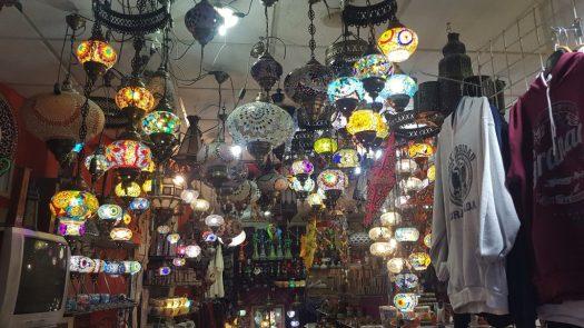 Arabische Lamben in Souvernir-Läden