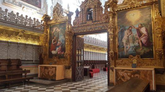 Monasterio Cartuja in Granada