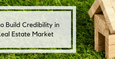 Building Credibility in the CT Real Estate Market