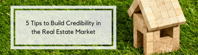 Building credibility in the CT real estate investment market