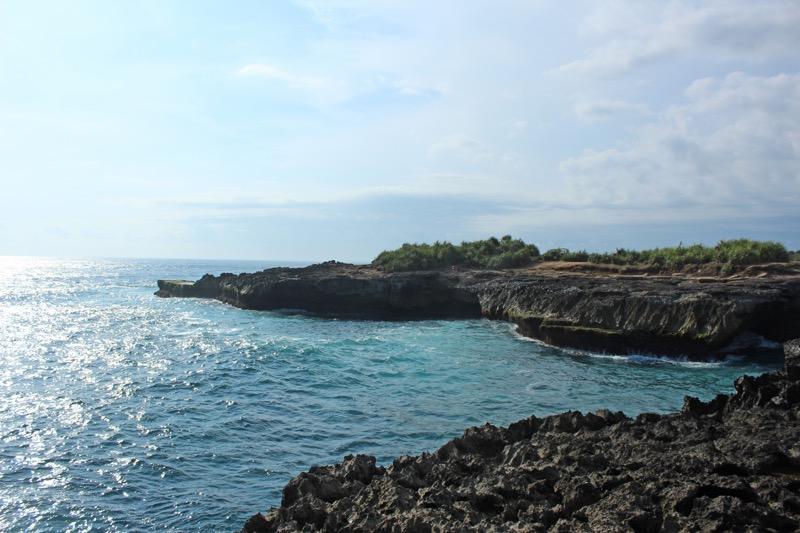 Devil's Tear Nusa Lembongan island