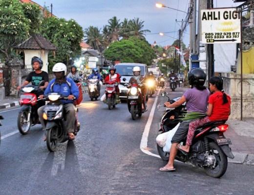 Bezpečnosť indonézskej dopravy