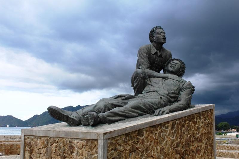 Masakra Santa Cruz Východný Timor