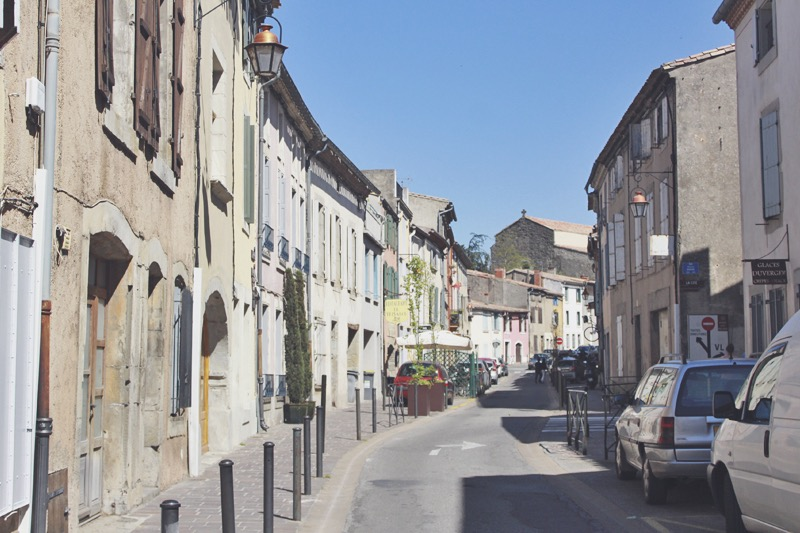 Ulice Carcassonne