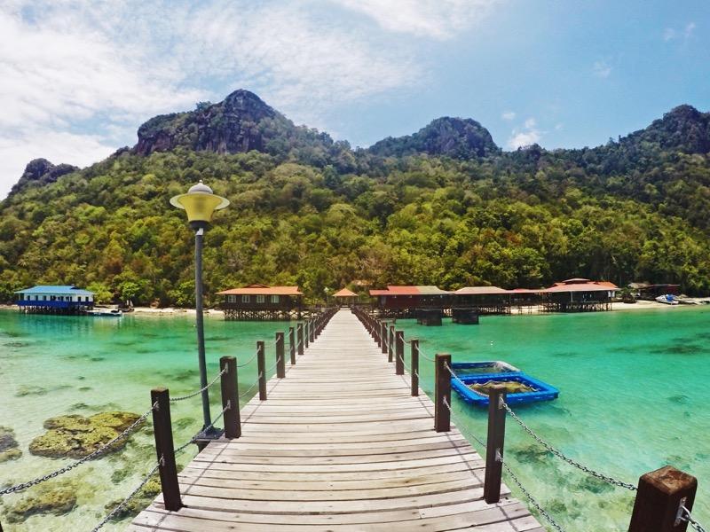 Borneo bohey dulang