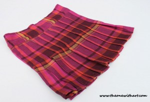 picture day skirt