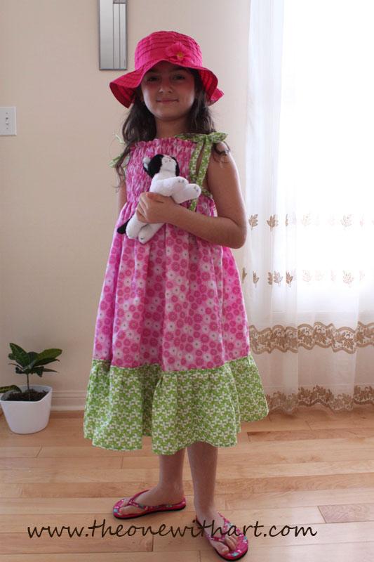 Spring dress 16