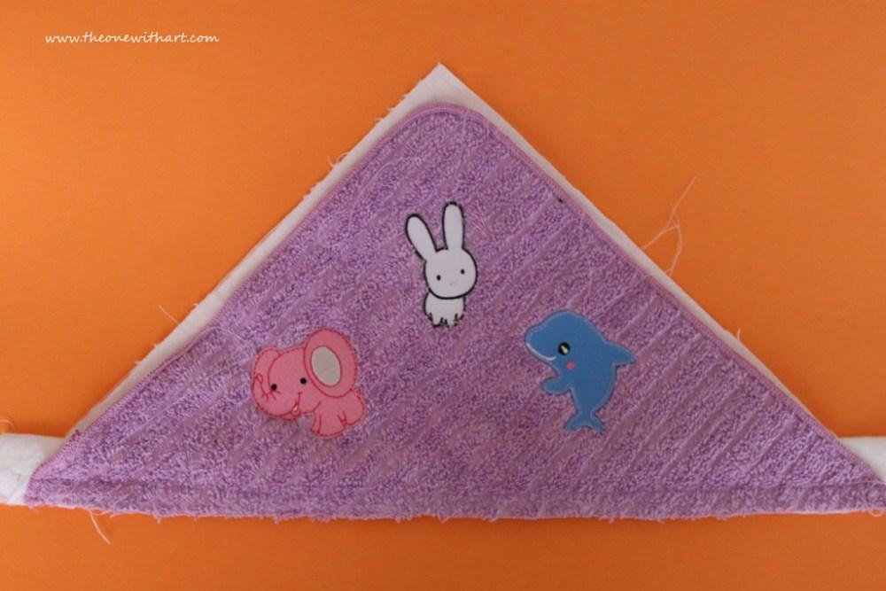 Nursery - Part 4: Baby Bath Towels (2/6)