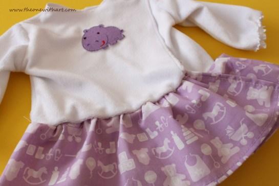 trip baby dress 33