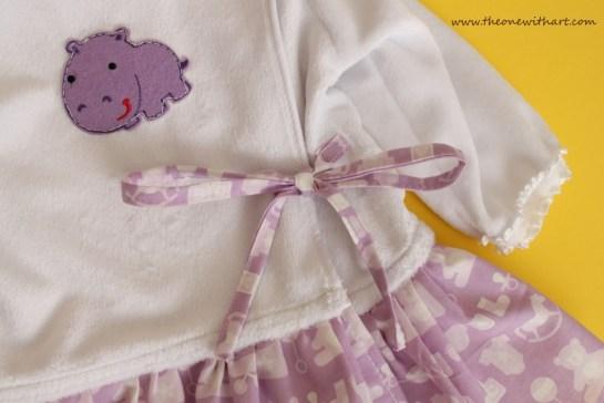 trip baby dress 35