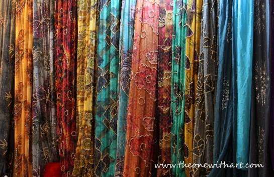 Kurdish Fabrics