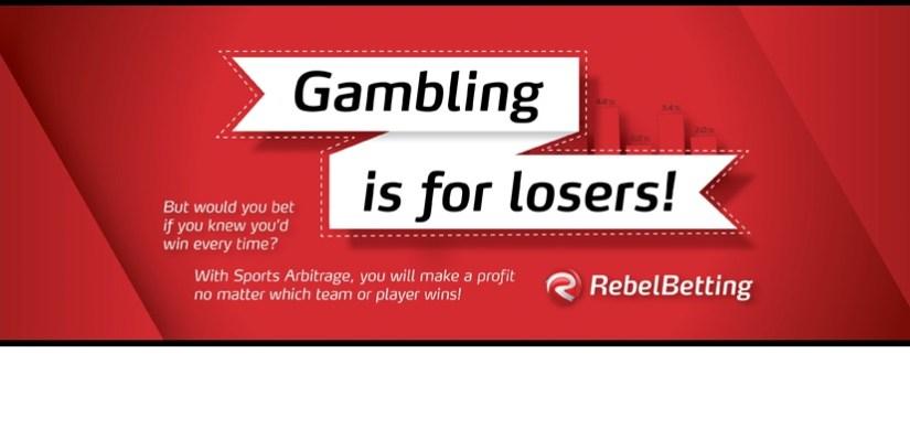 Rebel Betting Catch Phrase
