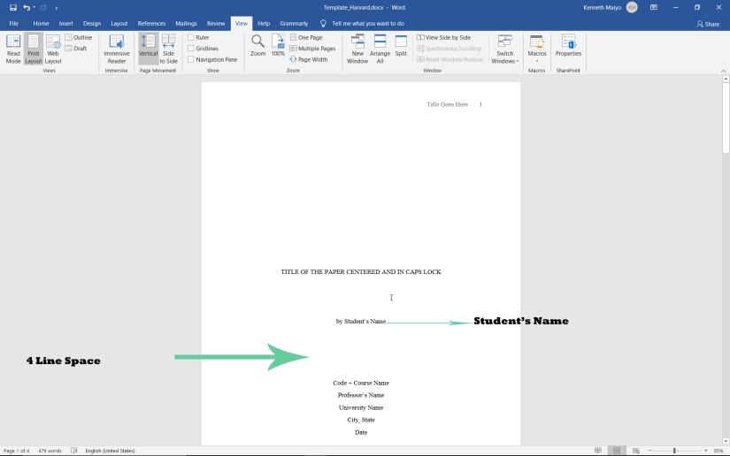 Academic_Writing_Harvard_formatting_Style