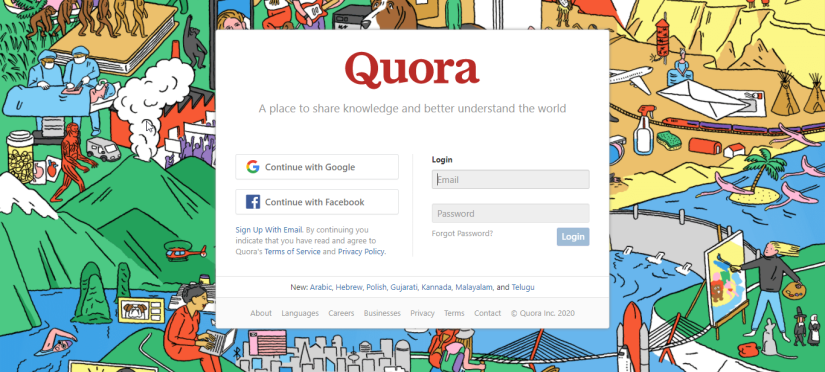 Quora_Official_Page