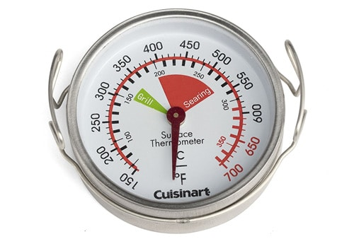 Cuisinart CSG-100 Surface Thermometer