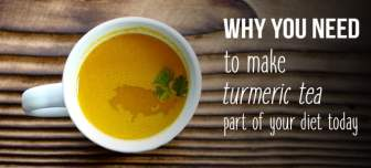 turmeric tea benefits