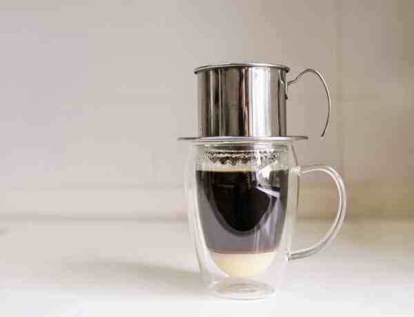 how to make vietnamese coffee