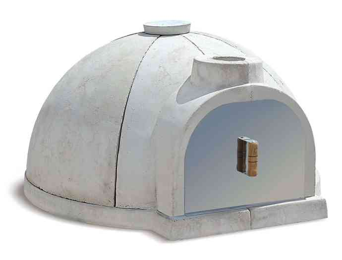 cuore 1000 wood fired oven