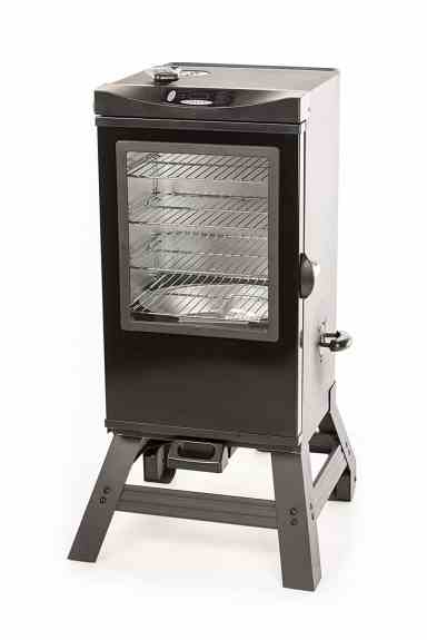 masterbuilt 20076916 4 rack digital electric smoker