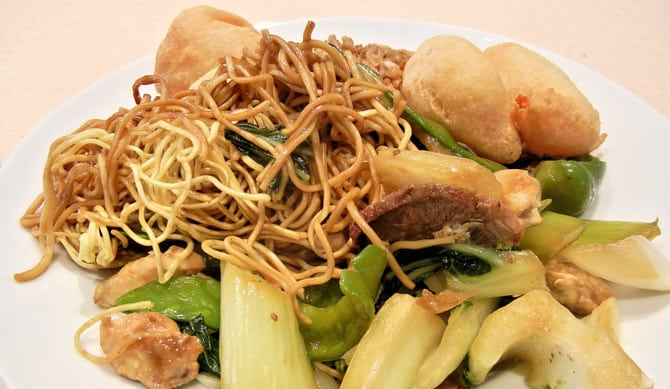 chinese food differences noodles