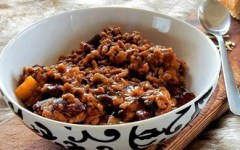 low carb chili recipe