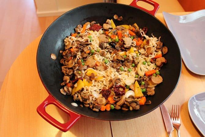 best electric wok