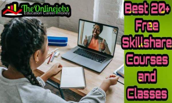 free skillshare courses