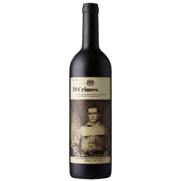 19 Crimes - Behind Bars Red Blend