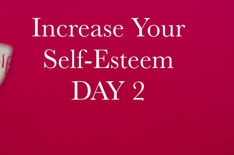 Increase Your Self-Esteem In 10 Days. Day 2: Your Psychological Self-Portrait
