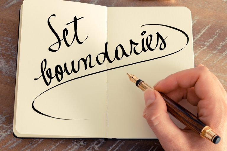 Codependency: Setting Healthy Boundaries