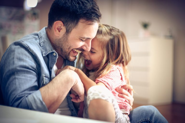 How To Be An Effective Father: Get Involved!
