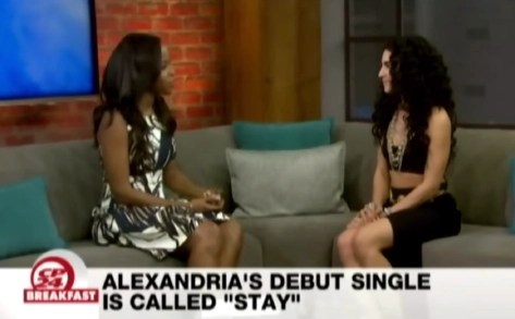 Interview + Performance – CP24 Breakfast Show