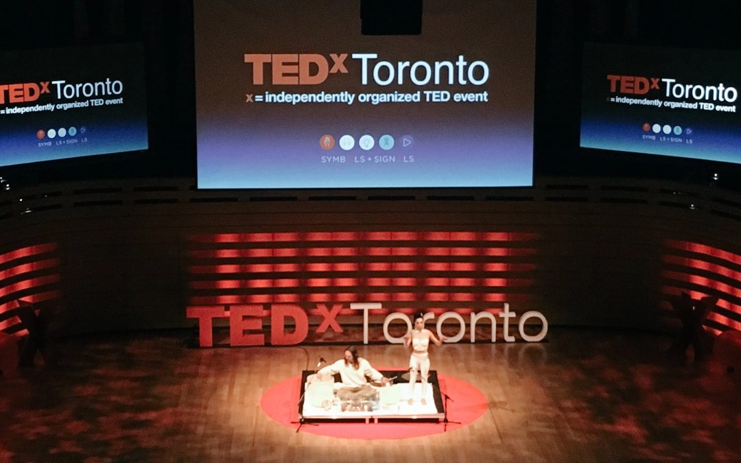 ALEXANDRIA BRINGS A SOUND HEALING PERFORMANCE TO TEDXTORONTO 2016