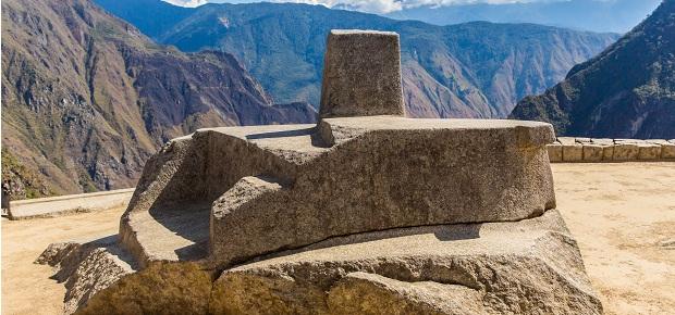 Risultati immagini per machu picchu intihuatana stone