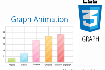 Simple Graph Animation using only CSS3