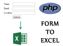 php-form-to-excel