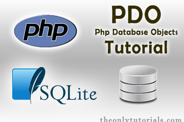 PHP PDO SQLite Example – Insert, Read, Search