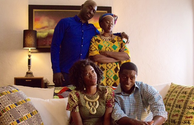 african parents family -theonlywayisghana