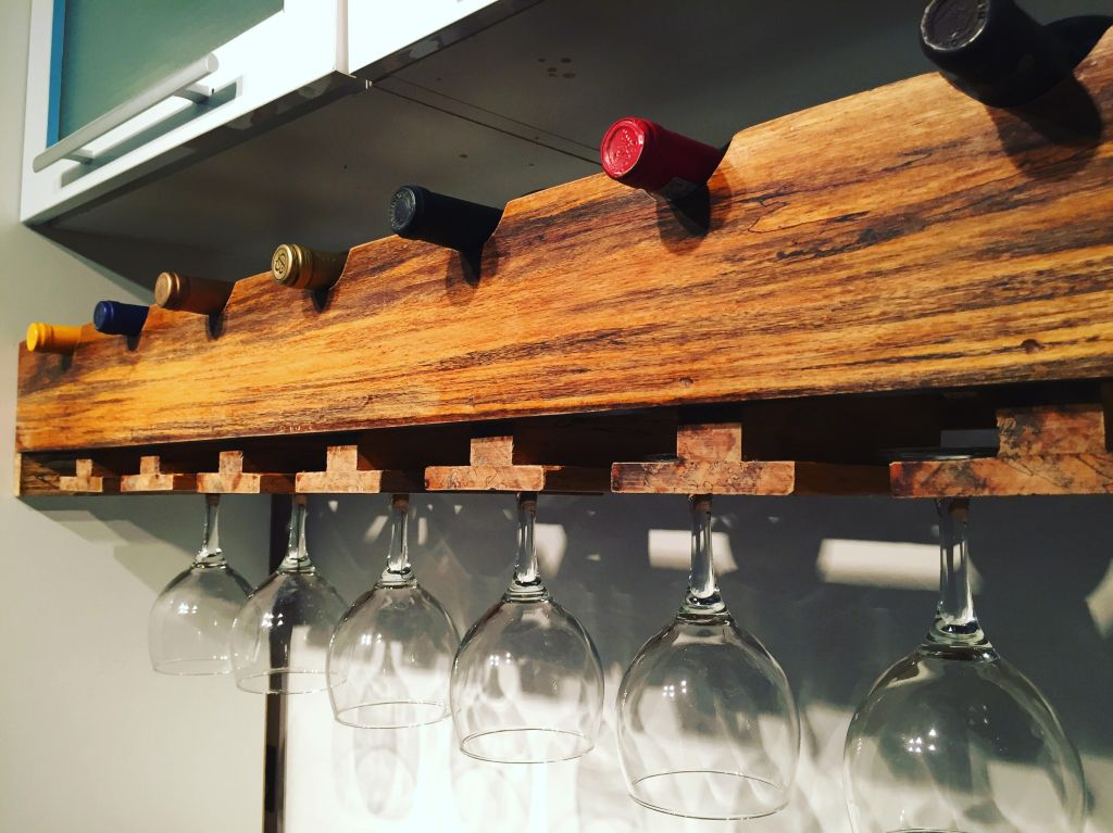 carpentree wine rack design-the only way is ghana