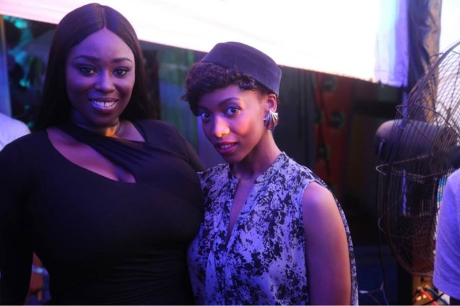Peace Hyde in Lagos - the only way is Ghana