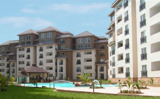 apartments in ghana- towighana
